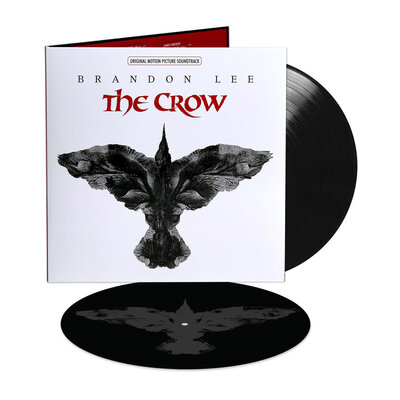 OST, THE CROW, Vinyl LP