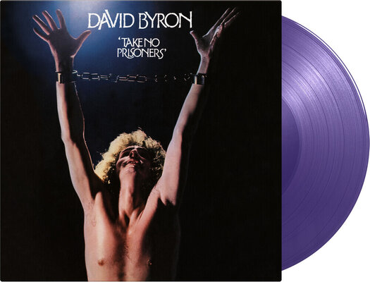 DAVID BYRON, Take No Prisoners, Vinyl LP