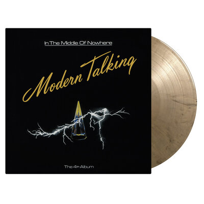 MODERN TALKING, IN THE MIDDLE OF NOWHERE, Vinyl LP