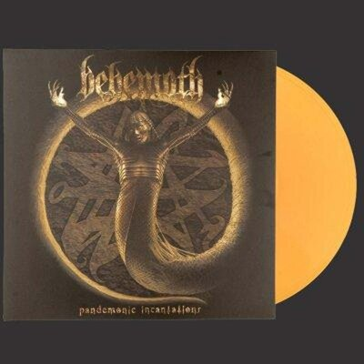 BEHEMOTH, PANDEMONIC.., COLOURED, Vinyl LP