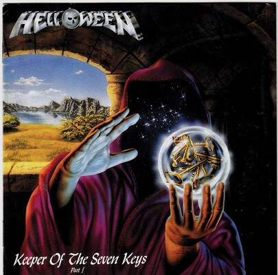 HELLOWEEN, KEEPER OF THE SEVEN KEYS PART 1, Vinyl LP