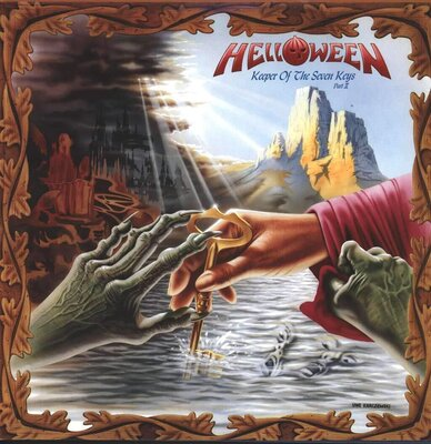 HELLOWEEN, KEEPER OF THE SEVEN KEYS PART 2, Vinyl LP