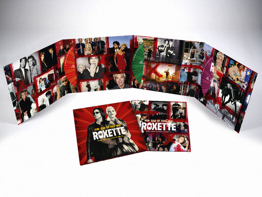 ROXETTE, BAG OF TRIX: MUSIC FROM THE ROXETTE VAULTS, 3CD