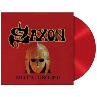 SAXON, KILLING GROUND, Vinyl LP