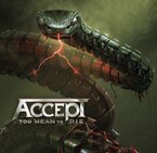 ACCEPT, TOO MEAN TO DIE, CD
