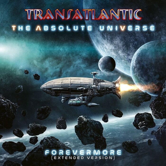 TRANSATLANTIC, The Absolute Universe: Forever LTD., 2CD