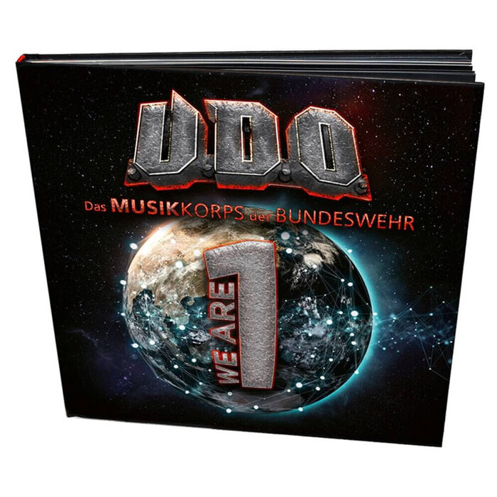 U.D.O., We Are One, CD
