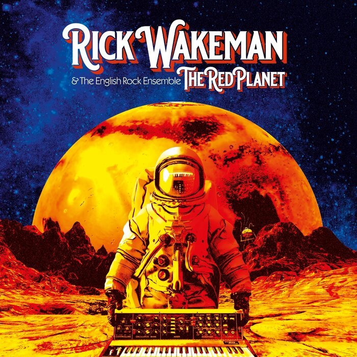 RICK WAKEMAN, THE RED PLANET, CD