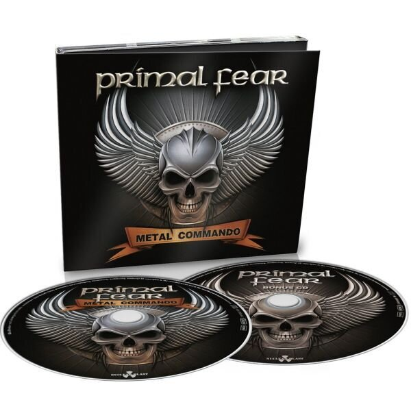 PRIMAL FEAR, METAL COMANDO LTD., 2CD
