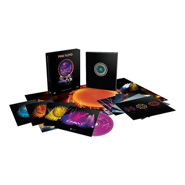 PINK FLOYD, DELICATE SOUND OF THUNDER 2020 BOX SET, BLU-RAY